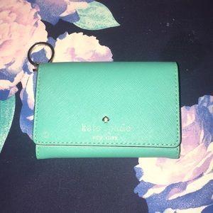 Kate spade wristlet wallet / coin purse